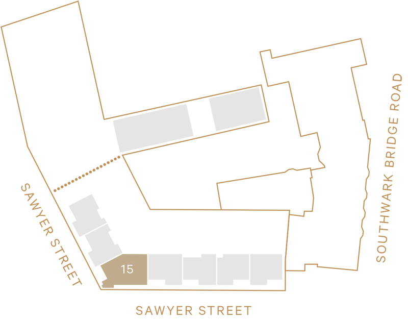 Floor Guide - L0 15 Sawyer Street