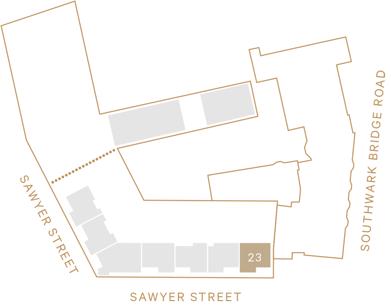 Floor Guide - L0 23 Sawyer Street