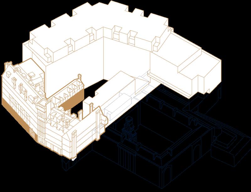 Floor Level - L0 1 Hicks Cottages