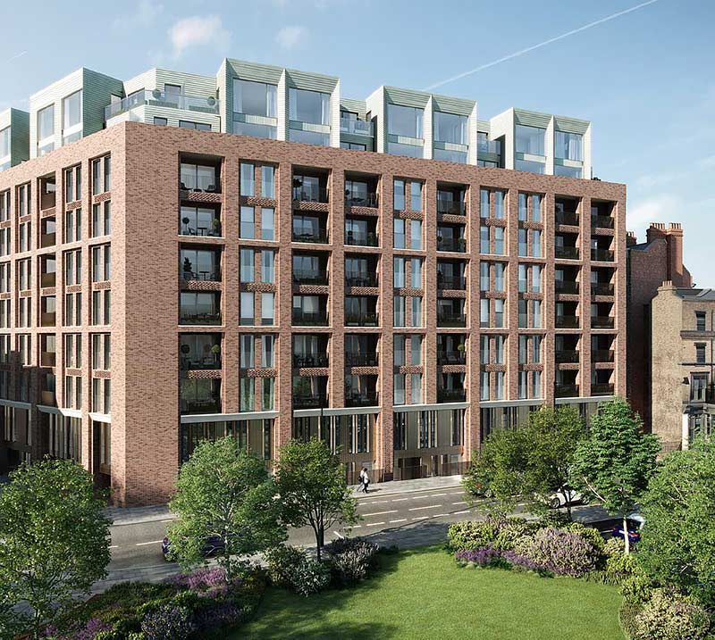 Brigade Court SE1 - Luxury home in central london