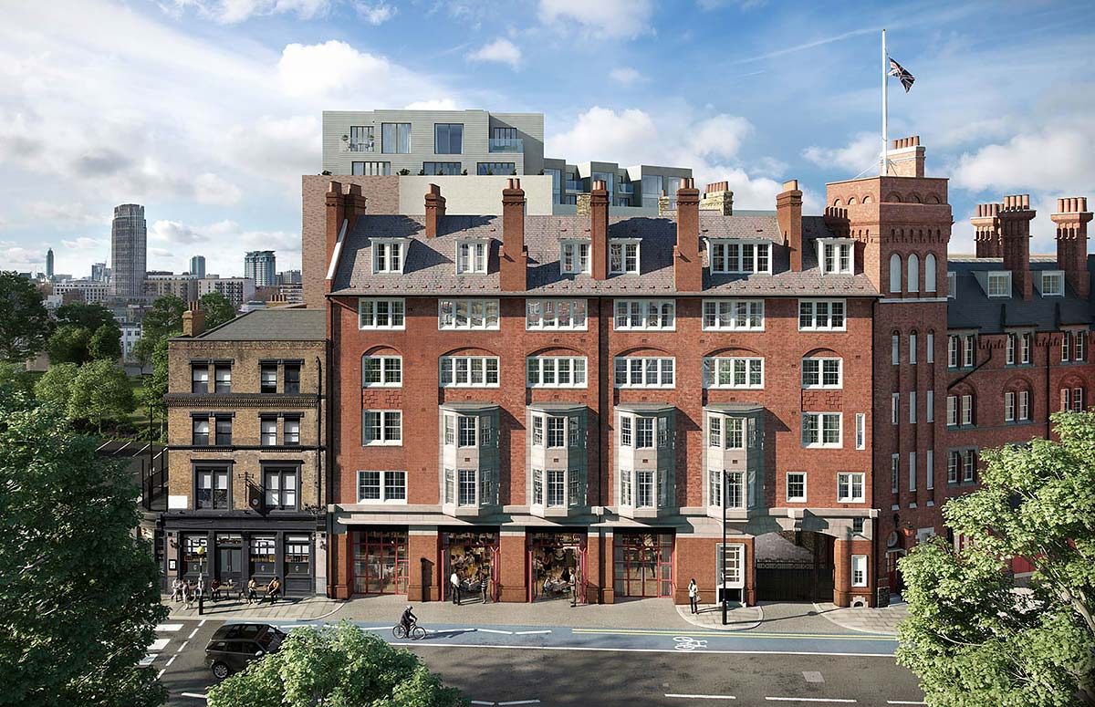 Brigade Court London SE1 - Apartments for sale